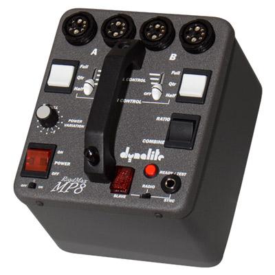 MP800 800 w/s RoadMax Power Pack