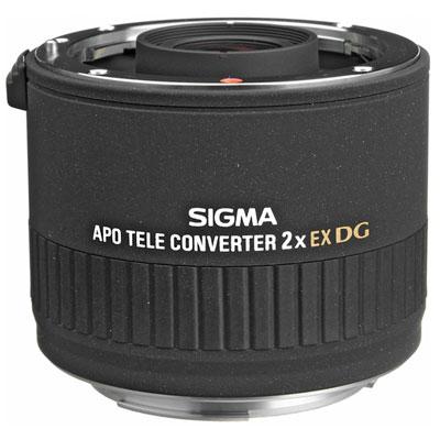 Image of Sigma 2.0x EX DG APO Teleconverter for Canon