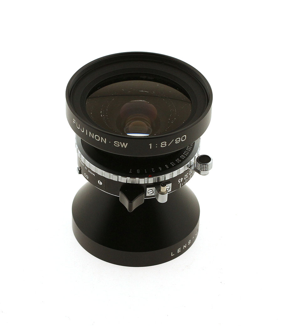 USED FUJINON 90MM F8 SW LENS