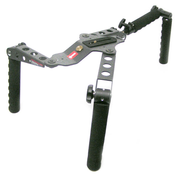 DVtec DSLR Multi-Rig Pro for HD-SLR  Digital Video Cameras