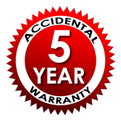 5 Year Accidental Damage Plan - For Items Valued $9 000-$9 999.99