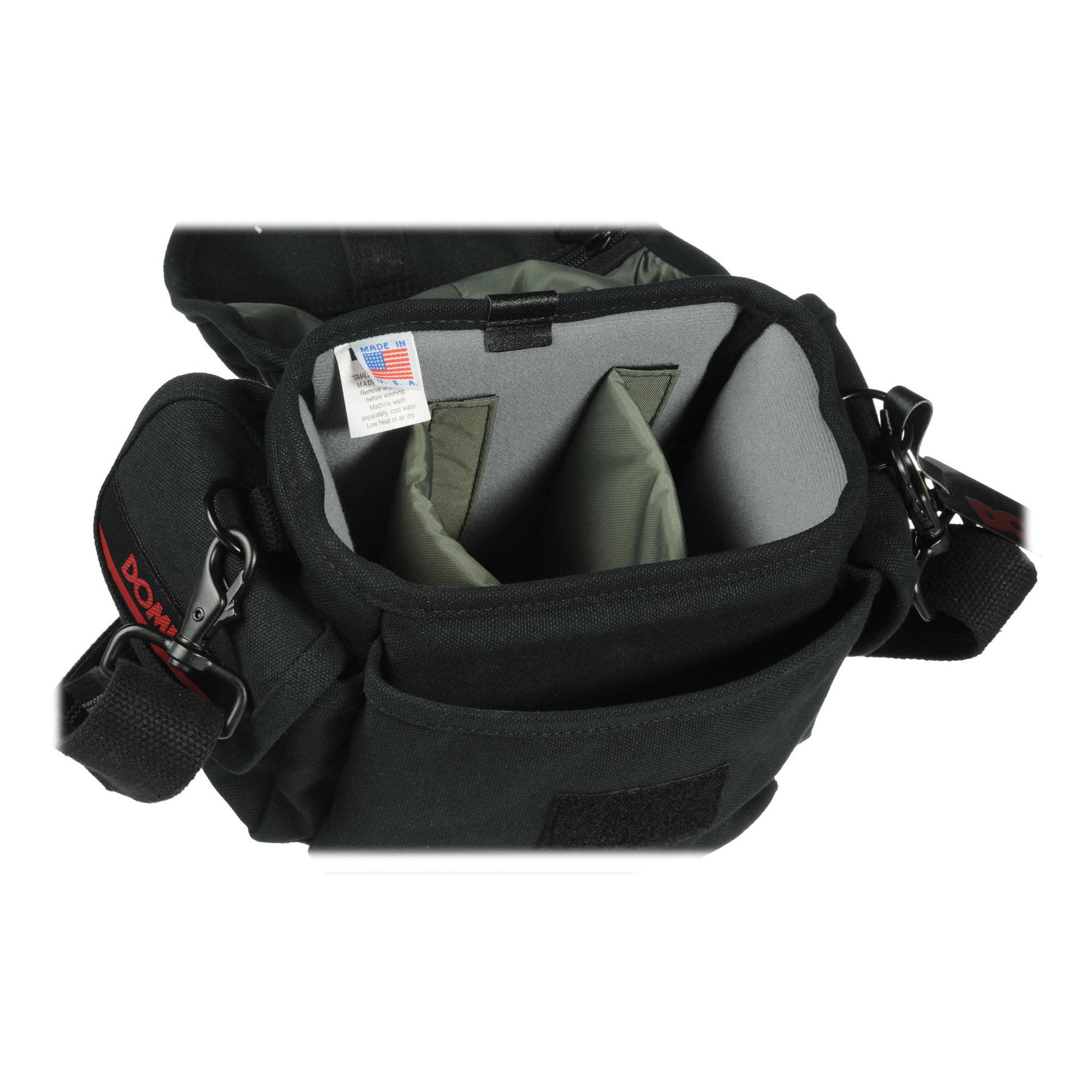 Image of Domke F-8 Shoulder Bag (Black) - Small