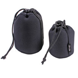Image of Dot Line Corp. Neoprene Lens Pouch (Large)