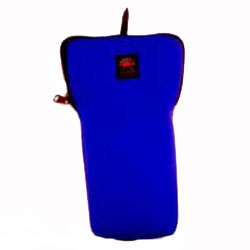 X-Large Wide-Mouth Pouch Blue