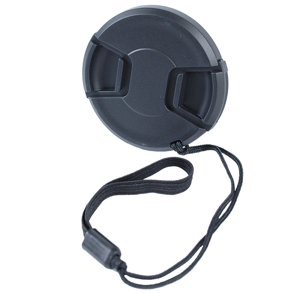 Image of Dot Line Corp. 58mm Snap-Cap with Leash