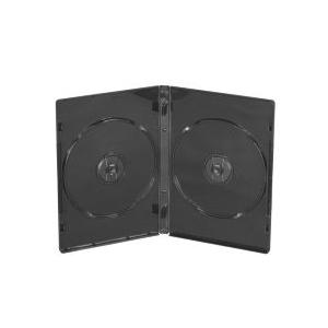 Image of Edgewise Media DVD Case holds 2 Discs - Black