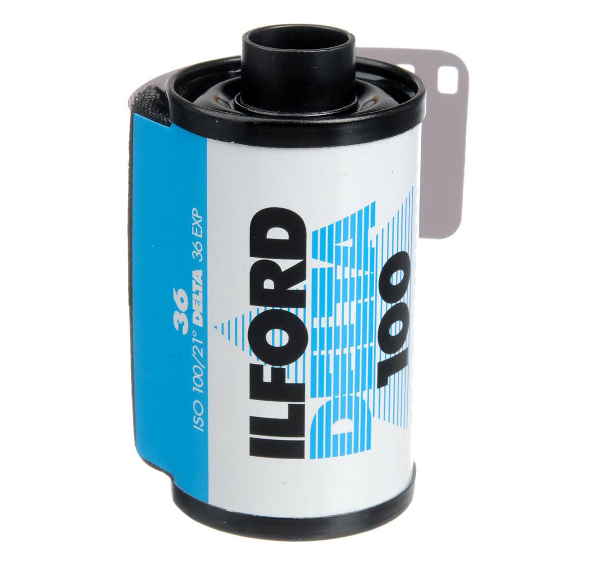 Image of Ilford Delta-100 Professional 135-36 Black & White Negative Film (ISO-100)