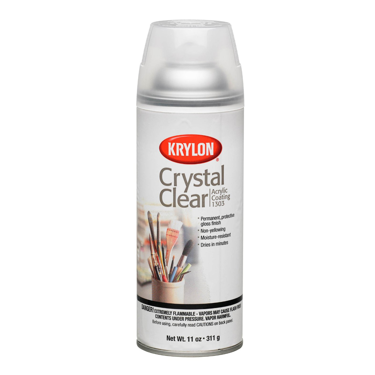 Crystal Clear Acrylic Spray 11OZ