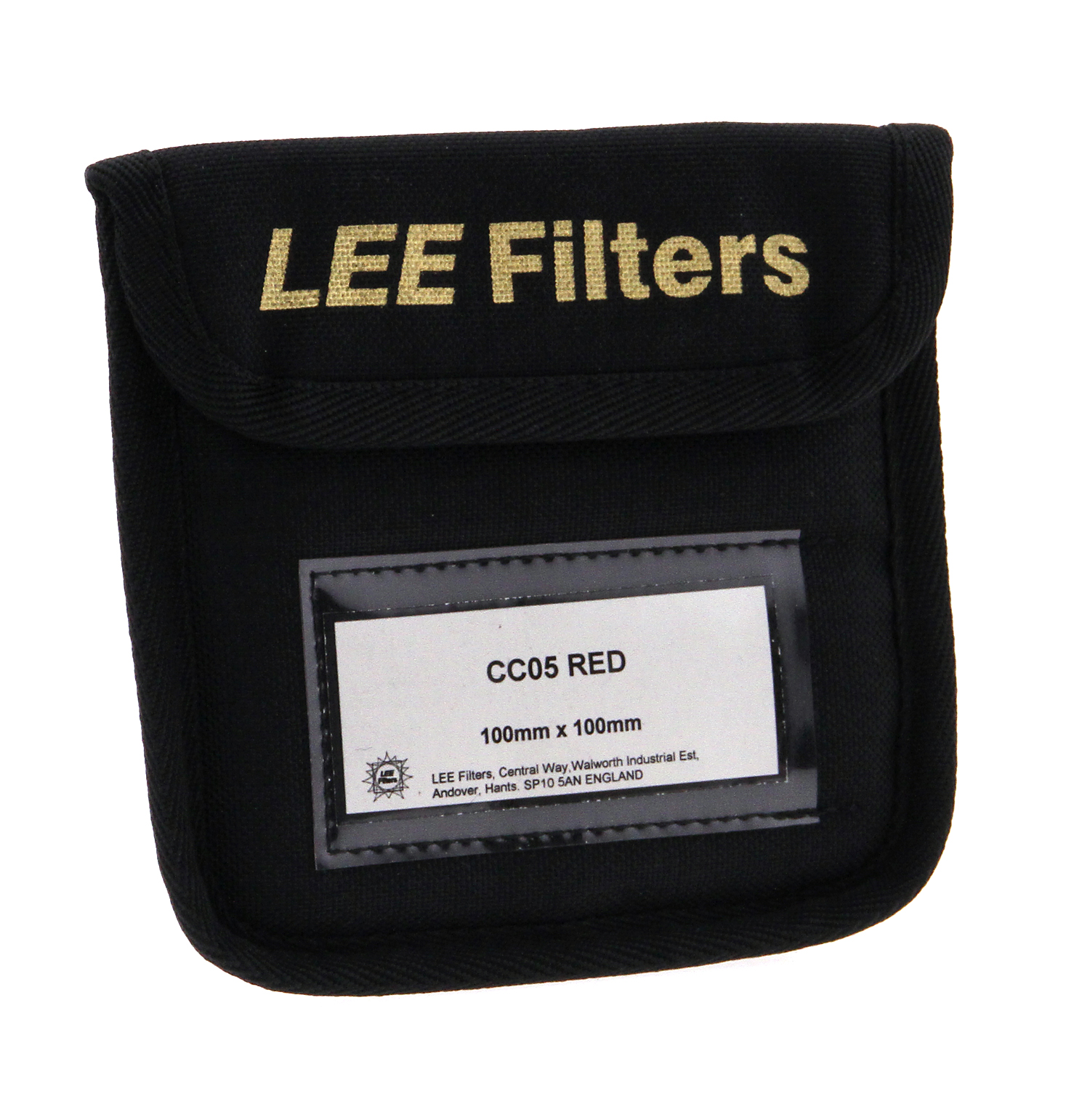 Lee CC Red 10 Compensating Filter 4x 4 Resin