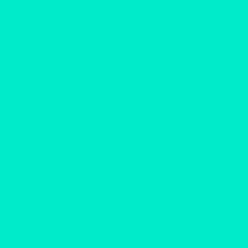 Gel Sheet 115 Peacock Blue Lighting Filter 21x24