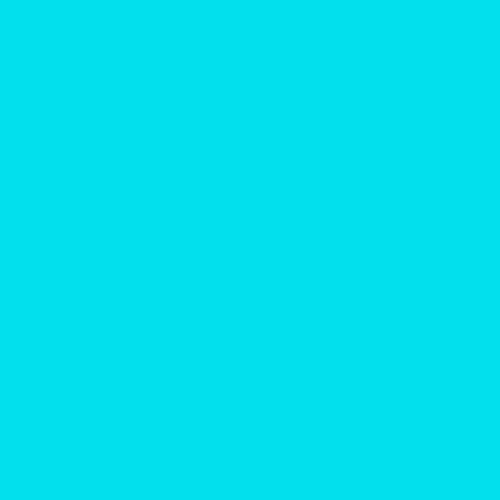 Gel Sheet 118 Light Blue Lighting Filter 21x24