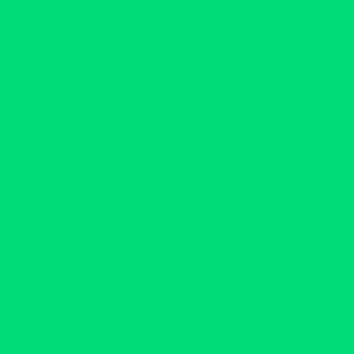 Gel Sheet 124 Dark Green Lighting Filter 21x24
