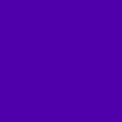 Gel Sheet 181 Congo Blue Lighting Filter 21x24