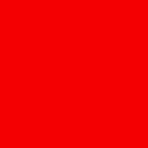 Gel Sheet 182 Light Red Lighting Filter 21x24