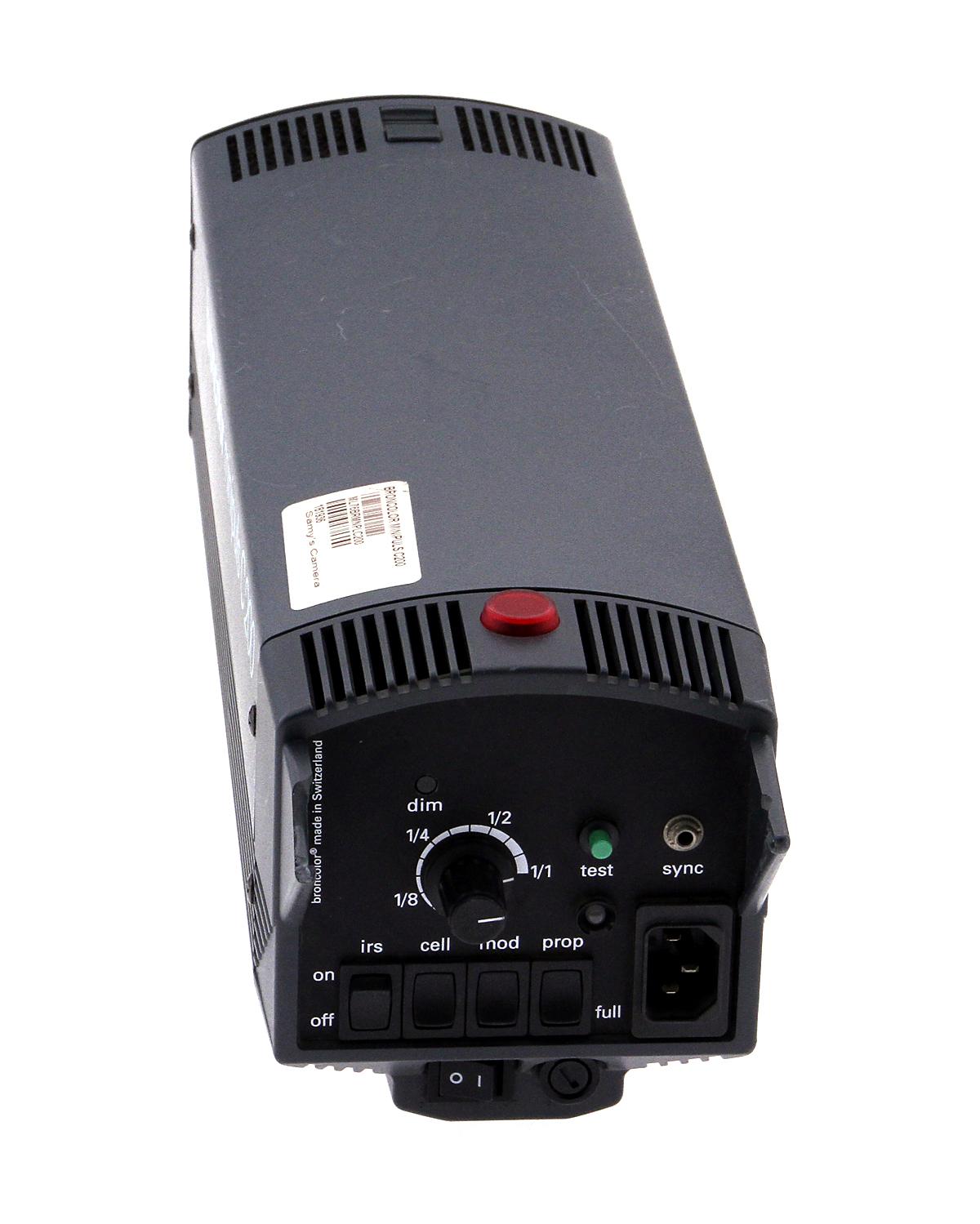Minipuls C200 Monolight Used