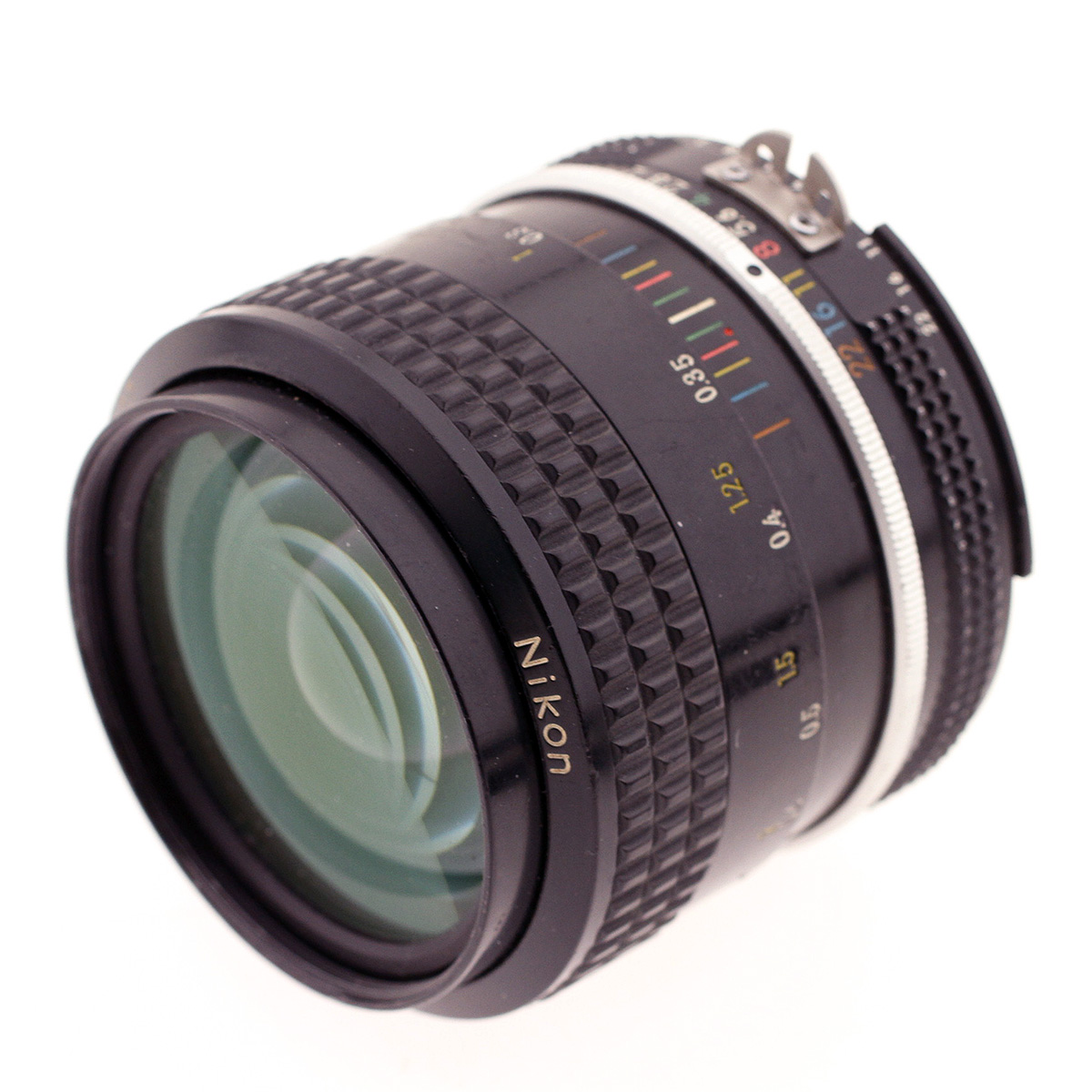 USED NIKON 105MM 2.5 AI LENS