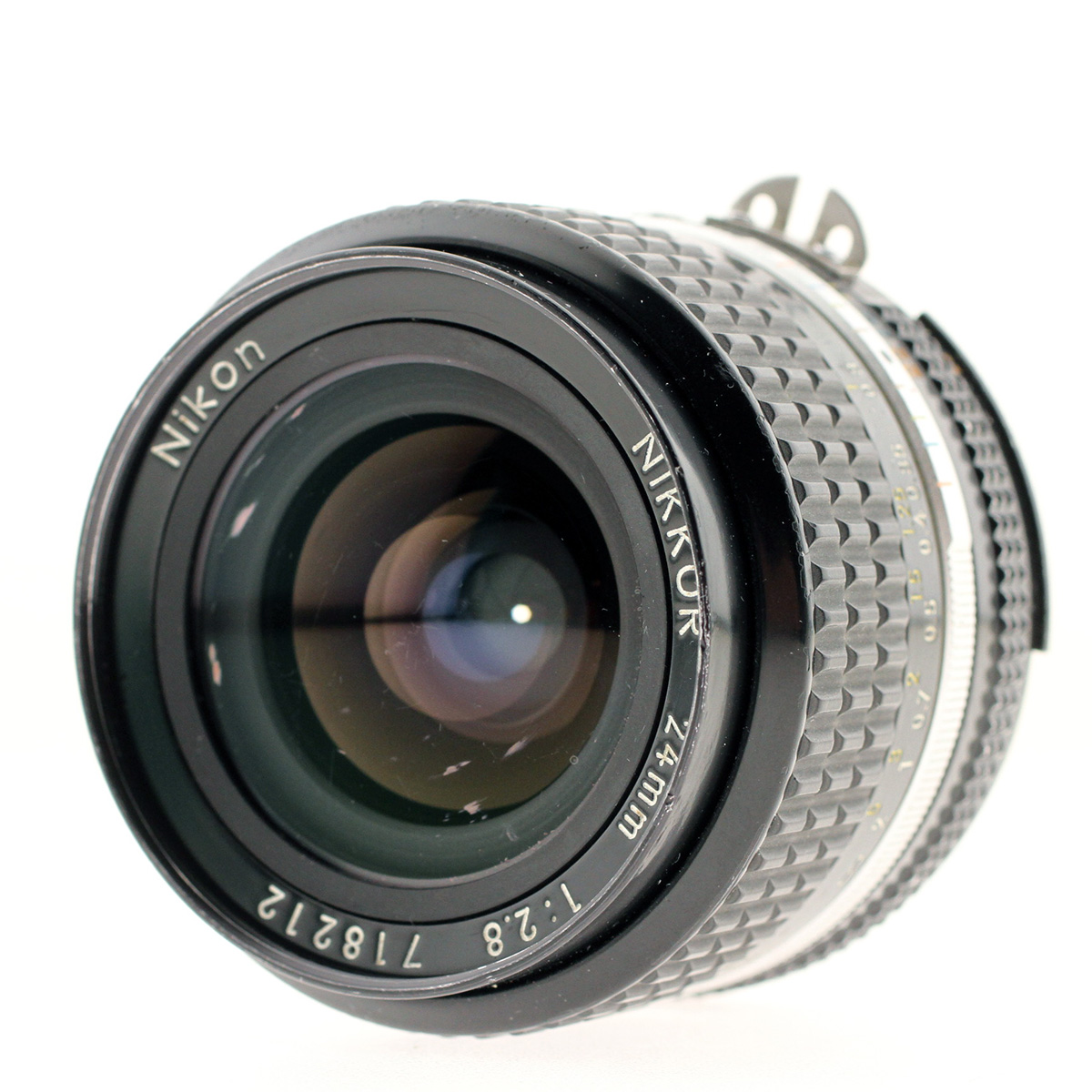 USED 24MM F2.8 AIS NIKON LENS