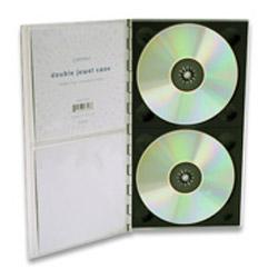 Camden Double CD Jewel Case
