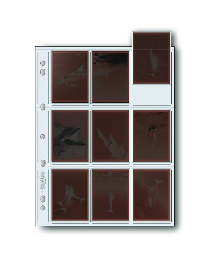 Image of Print File 120 9HB Negative / Print Preservers (100 Pack)
