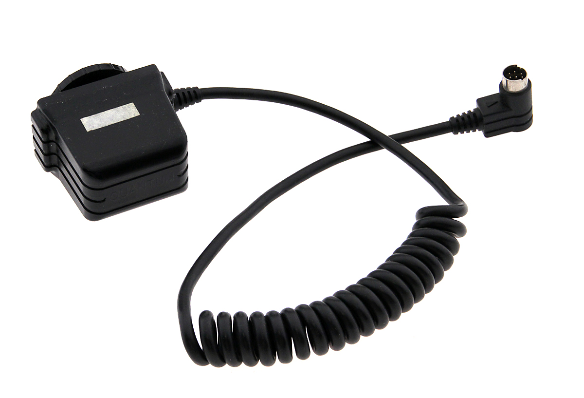 QF13N Ttl Adapter for Canon Used