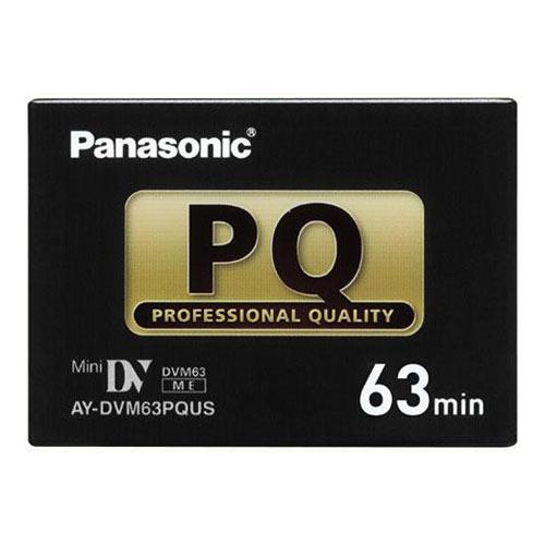 AY-DV63PQUS Mini DV Pro Tape