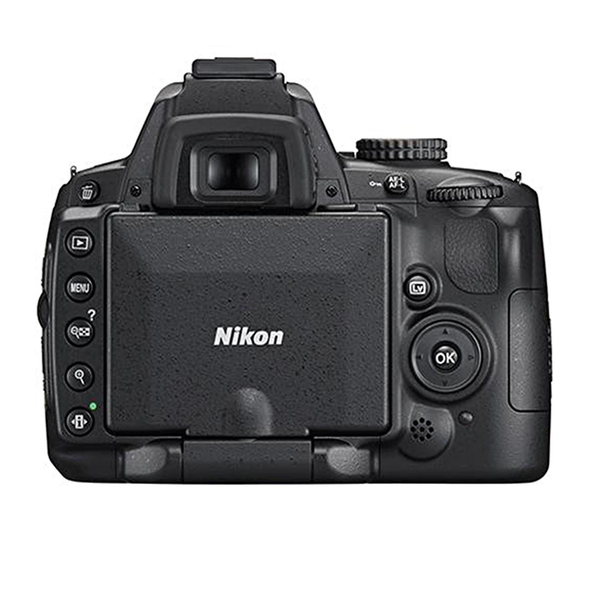 D5000 Digital SLR Camera Body - Manufacturer Reconditioned