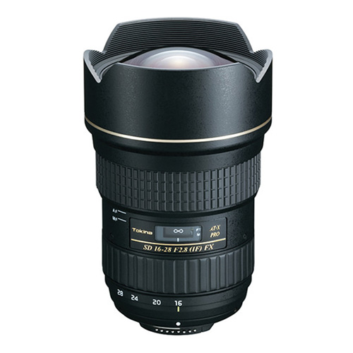 Image of Tokina AF 16-28mm f/2.8 AT-X PRO FX Lens for Canon