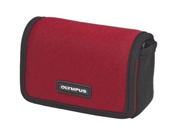 Neoprene/Nylon Case Red