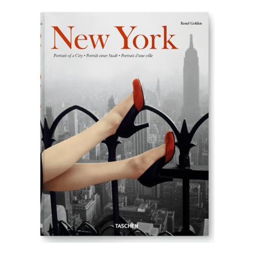 New York, Portrait of a City - Book
