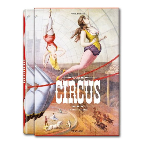 The Circus, 1870s-1950s - Book