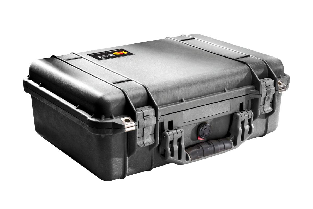 1500 Case Dividers (Black)