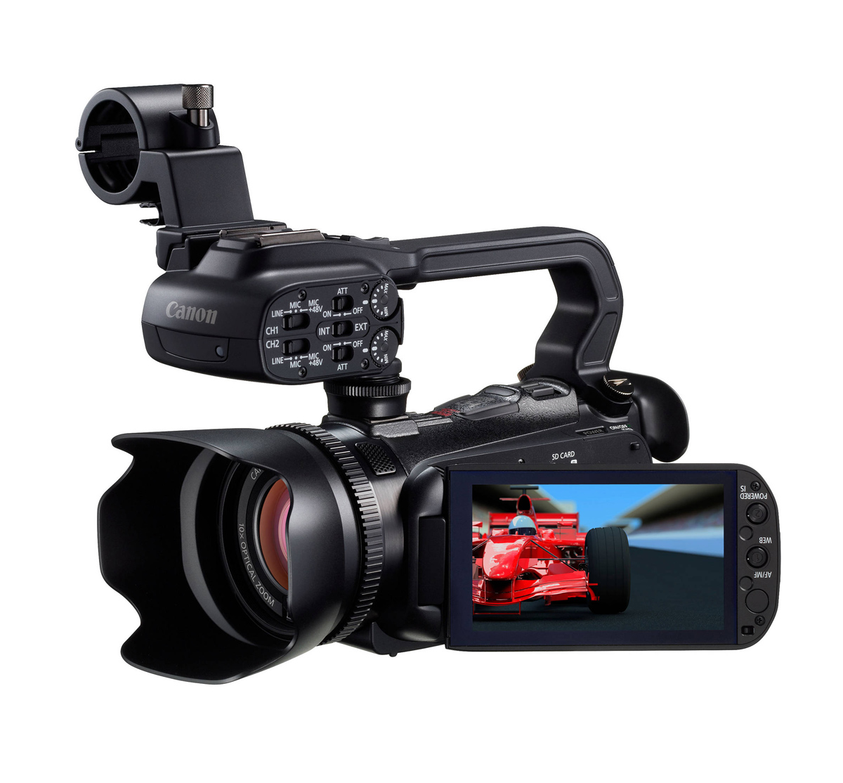 XA10 High Definition Professional Camcorder