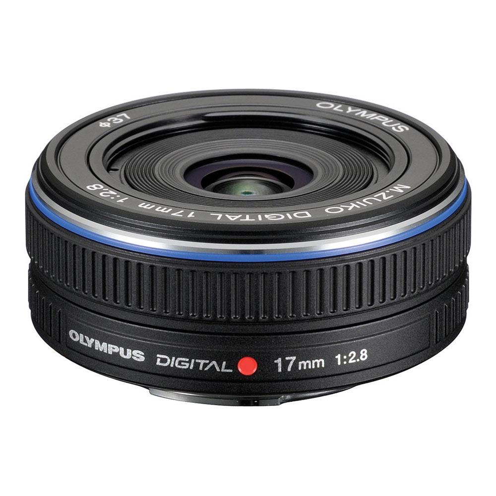 Zuiko 17mm f/2.8 Digital Lens (Black)