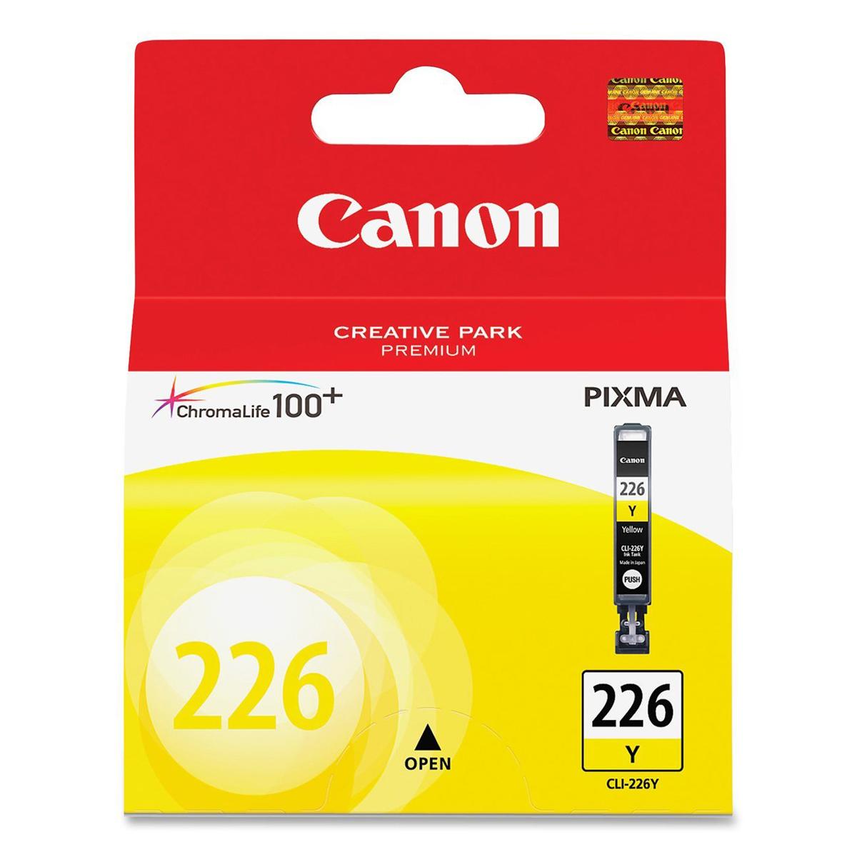 CLI-226 Yellow Ink Cartridge