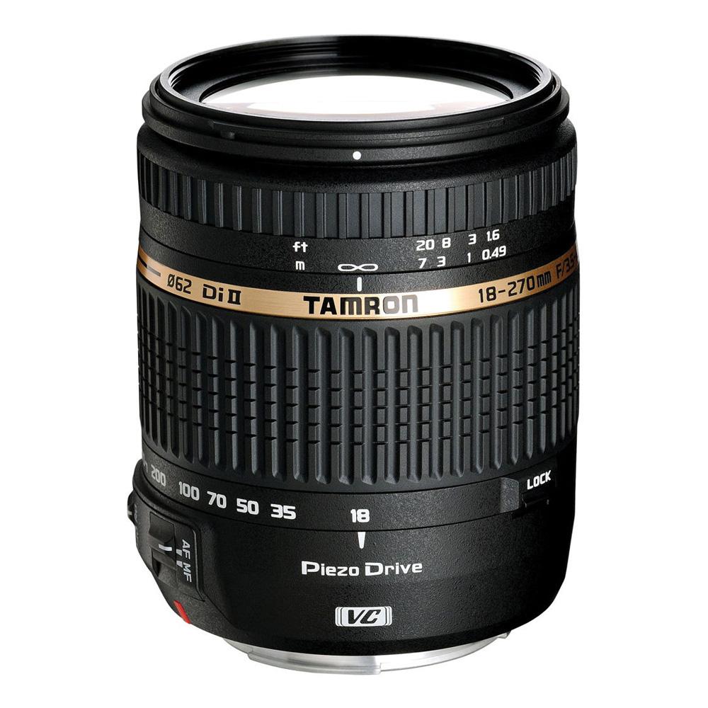 AF 18-270mm f/3.5-6.3 Di II VC PZD AF Lens for Nikon
