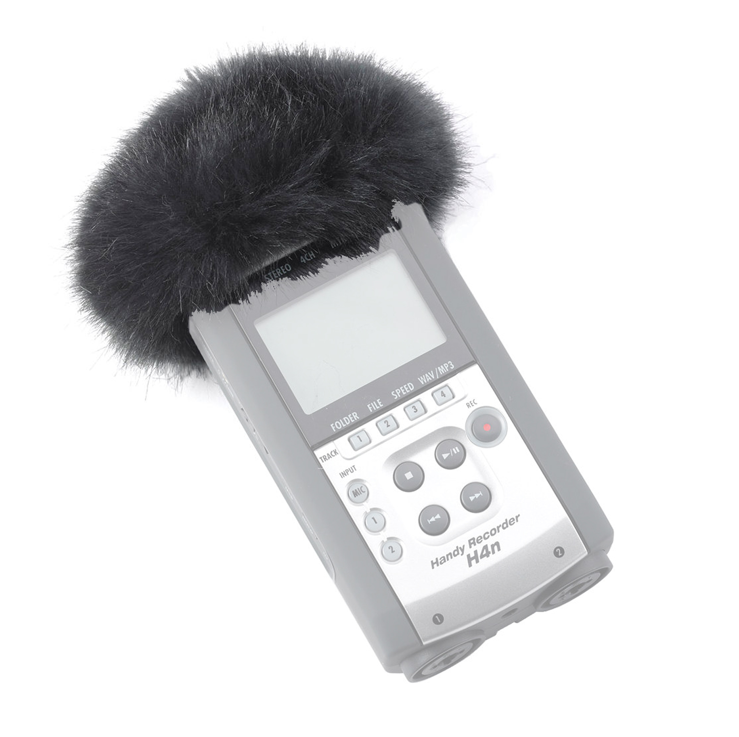 Topper Windscreen for H4n Recorder