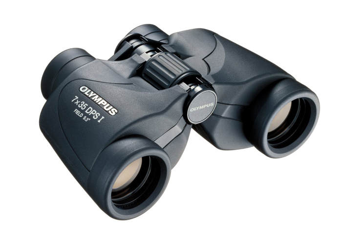 7x35 Trooper DPS I Binocular Black