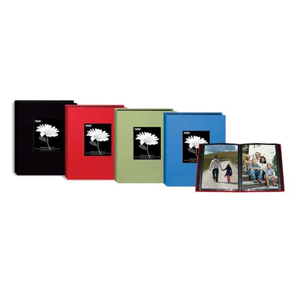 5x7 Bi-Directional Cloth Frame Photo Album Assorted