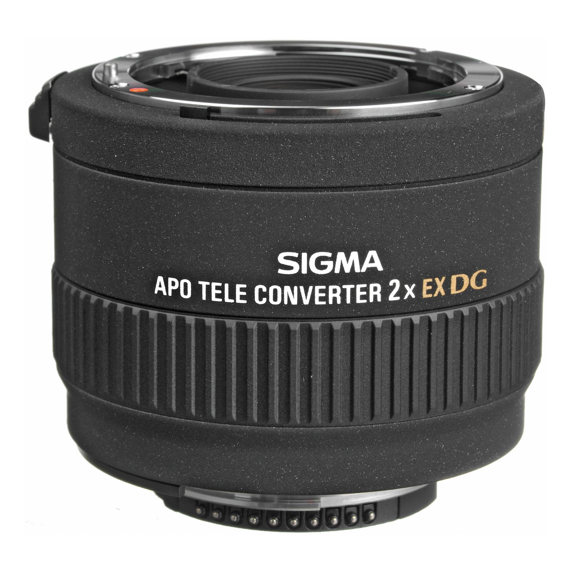 Image of Sigma 2.0x EX DG APO Teleconverter for Nikon