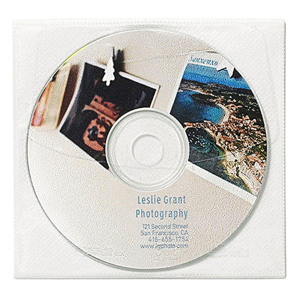 CD Pockets 5 Pockets