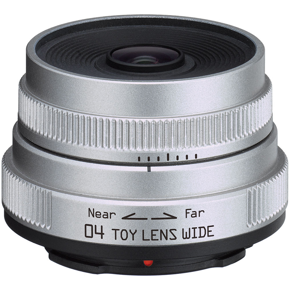 Deals 6.3mm f/7.1 Toy Lens Wide-Angle for Q Mount Cameras Before Too Late