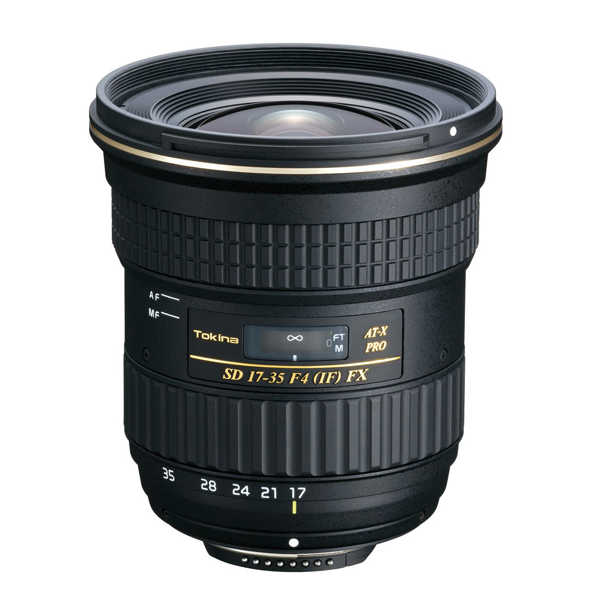 Image of Tokina 17-35mm f/4 AT-X Pro FX Lens for Canon