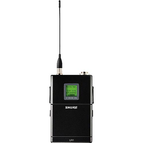 UR1 Body-Pack Transmitter G1 / 470-530MHz
