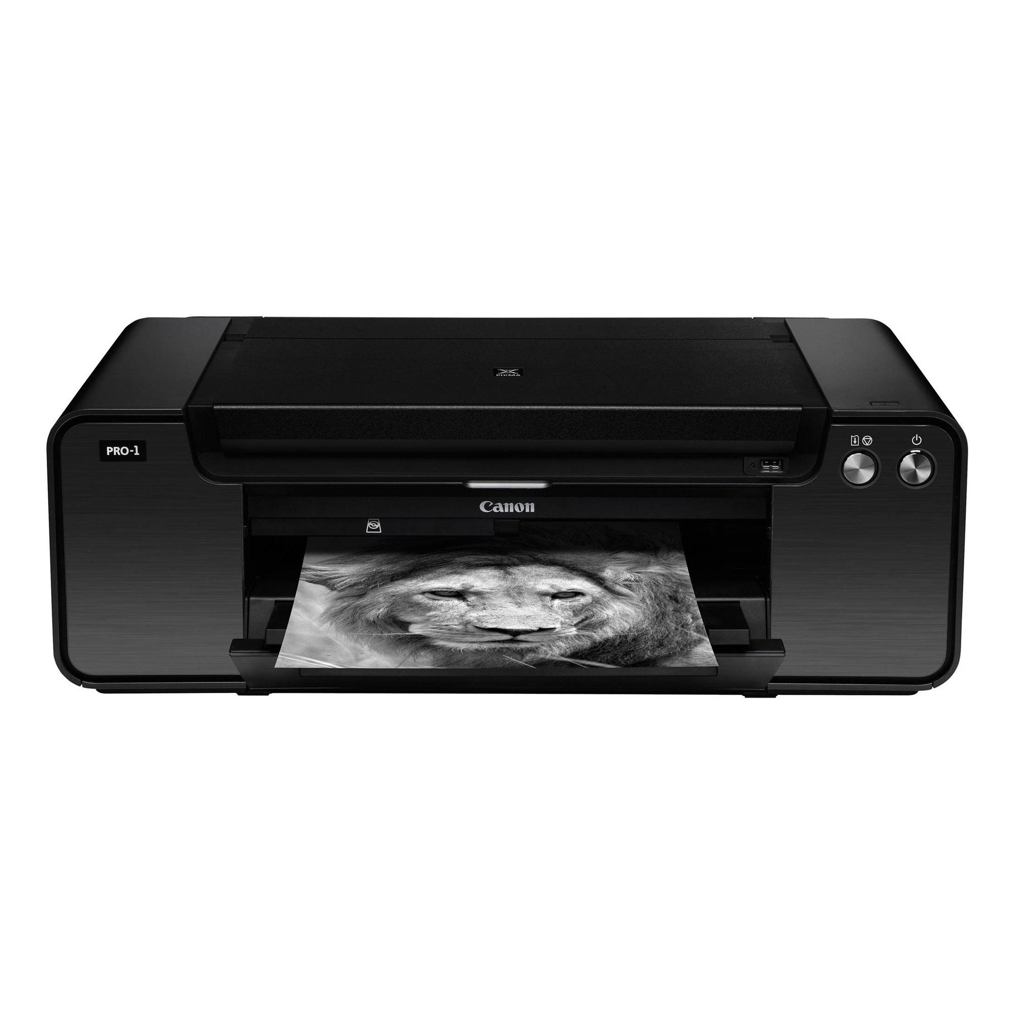 Canon Pixma Pro 1 Photo Printer 4786b002 Ink Cartridge Pgi 29 Red