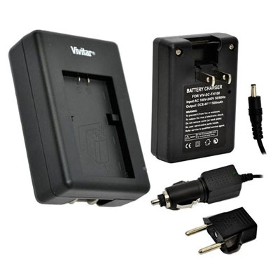 1 Hour Rapid Charger for Sony NP-FV100 Battery