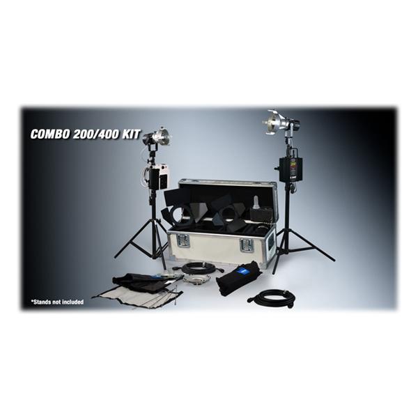 Joker-Bug 200W/400W HMI AC/DC Combination Kit