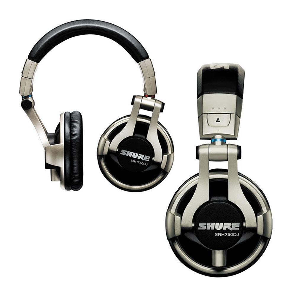 SRH750DJ Professional Stereo DJ Headphones