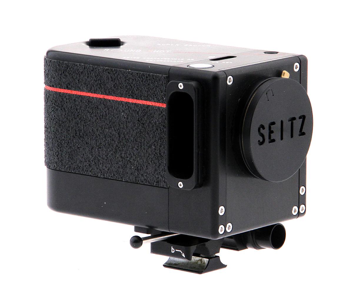 RoundShot Super 220-VR Panoramic Camera  Nikon Mount Used
