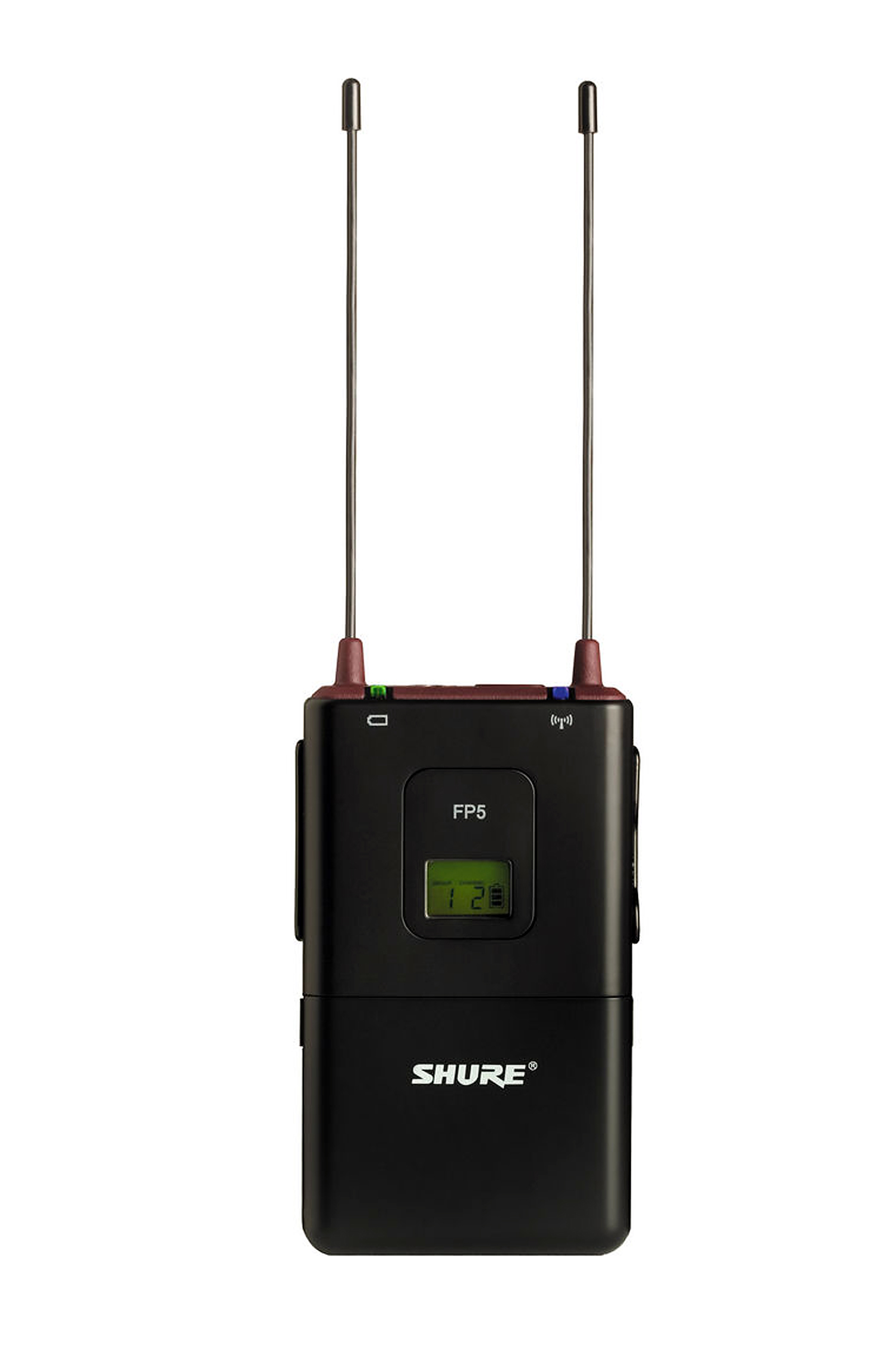 FP3 Wireless Transmitter with Wireless Receiver H5: 518-542 MHz