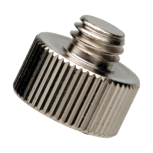 Dinkum Systems 1/4-20 to 3/8-16 in. Adapter Screw